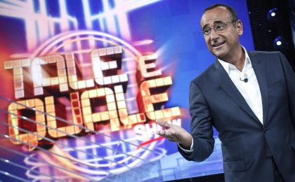 Tale e quale show 2017, cast: concorrenti e giudici del talent di Rai 1