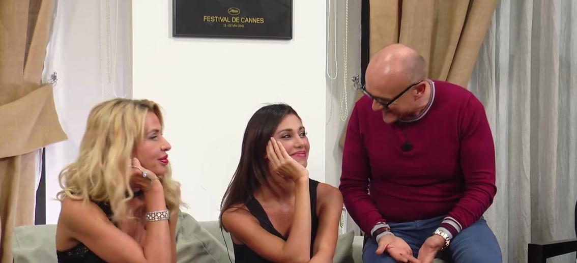 GF VIP 2017, Belén Rodriguez su Cristiano Malgioglio: 'Non è una bella persona'