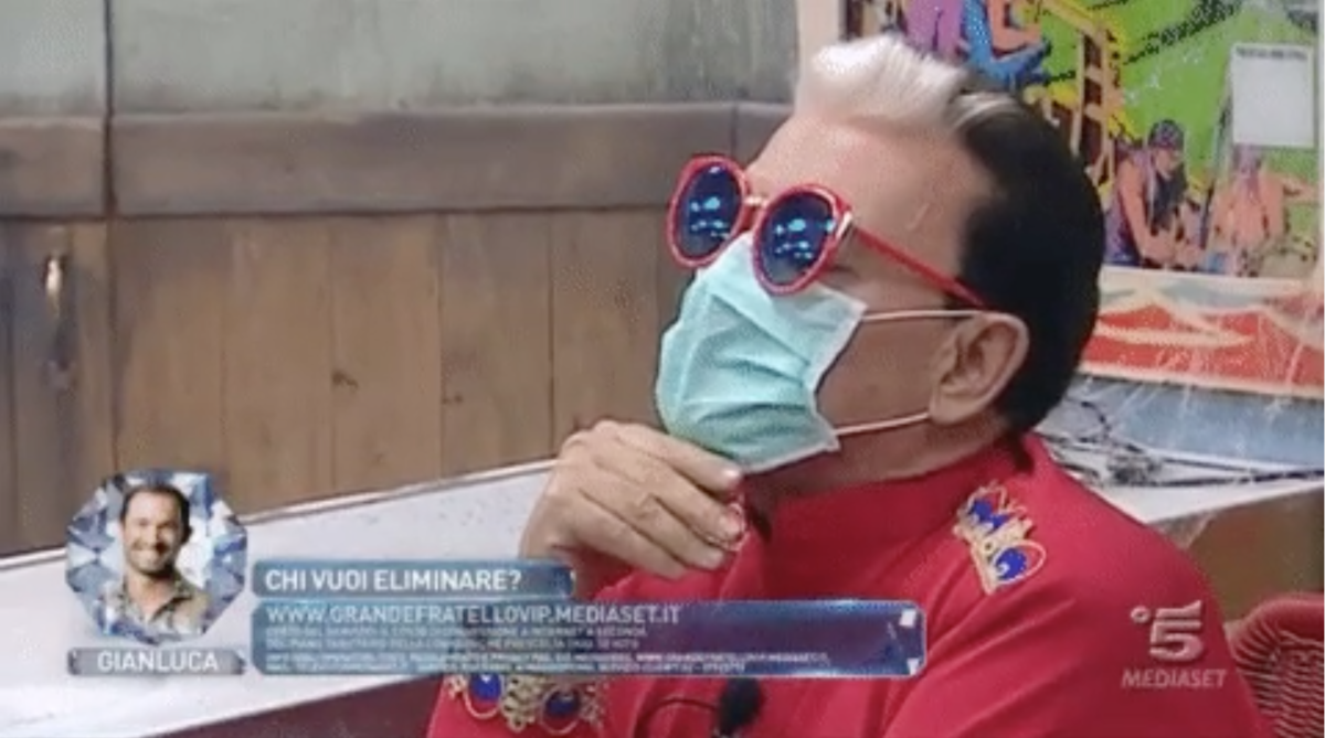 Grande Fratello VIP 2: Cristiano Malgioglio protagonista, ma vuole andare via