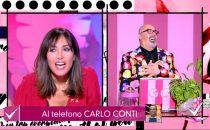 Detto Fatto, Carlo Conti al telefono