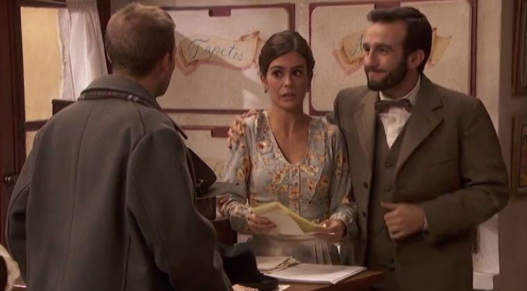 Il Segreto, anticipazioni puntata 18 ottobre 2017: Beatriz teme il fratello Damian