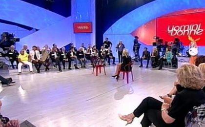 Uomini e Donne, registrazioni trono over: Guido entusiasta per Gemma, Tina accusa Annamaria