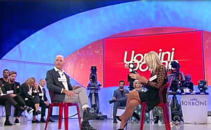 Uomini e Donne oggi, anticipazioni e news trono over – puntata 2 novembre 2017: Gemma gelosa di Giorgio?