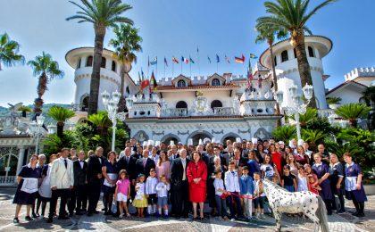 Il castello delle cerimonie su Real Time: Donna Imma è l'erede di Don Antonio