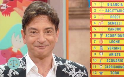 Oroscopo Paolo Fox 22 ottobre 2017, la classifica settimanale a Mezzogiorno in Famiglia: Bilancia, stelle vantaggiose