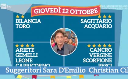 Oroscopo Paolo Fox oggi 12 ottobre 2017 a I Fatti Vostri: Vergine, grande successo