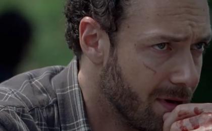 Stasera in tv lunedì 23 ottobre 2017 cosa guardare: The Walking Dead su Fox, Grande Fratello Vip su Canale 5