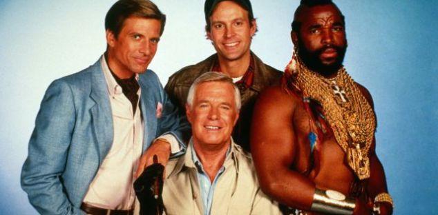 A Team serie tv
