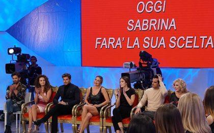 Uomini e Donne, la scelta di Sabrina Ghio è Nicolò Raniolo