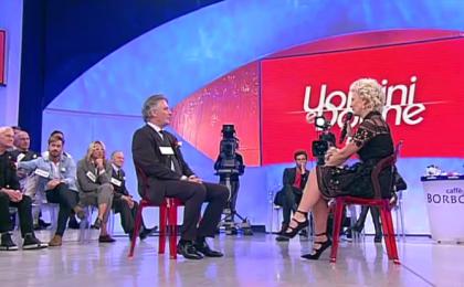 Uomini e Donne oggi, puntata 24 novembre 2017: trono over, anticipazioni e news