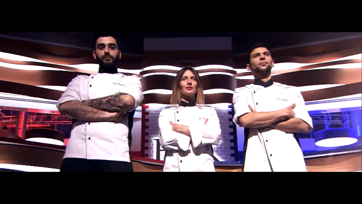 hell's kitchen italia la finale