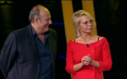 Stasera in tv sabato 4 novembre 2017 cosa guardare: Tu si que vales su Canale 5, Palombella Rossa su la7