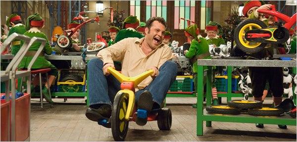Fred Claus, il fratello di Babbo Natale
