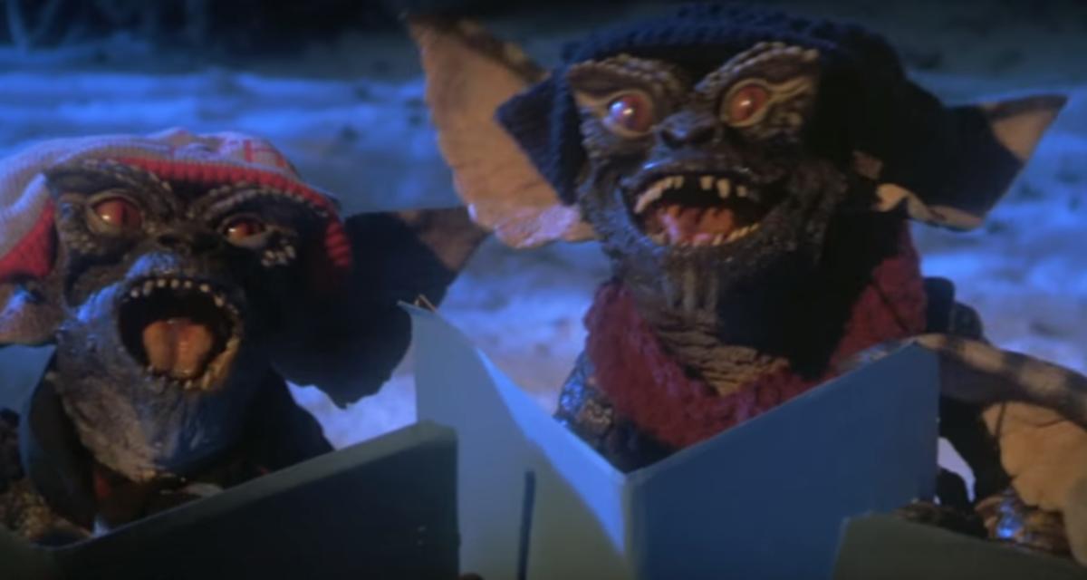 Gremlins film di natale per bambini