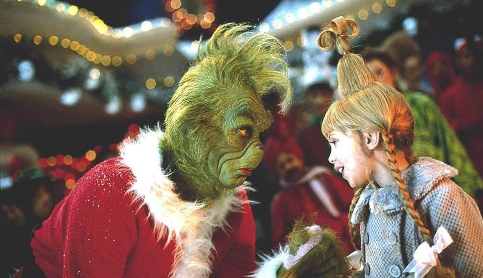 Il Grinch, film su Babbo Natale