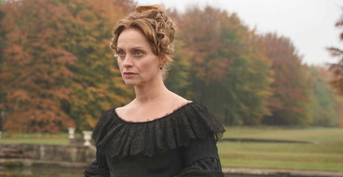 La Duchessa di Kent in Victoria e interpretata da Catherine Flemming