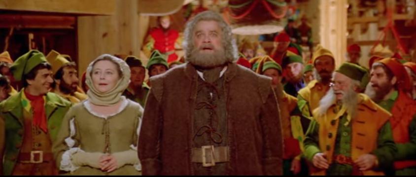 La vera storia di Babbo Natale, film
