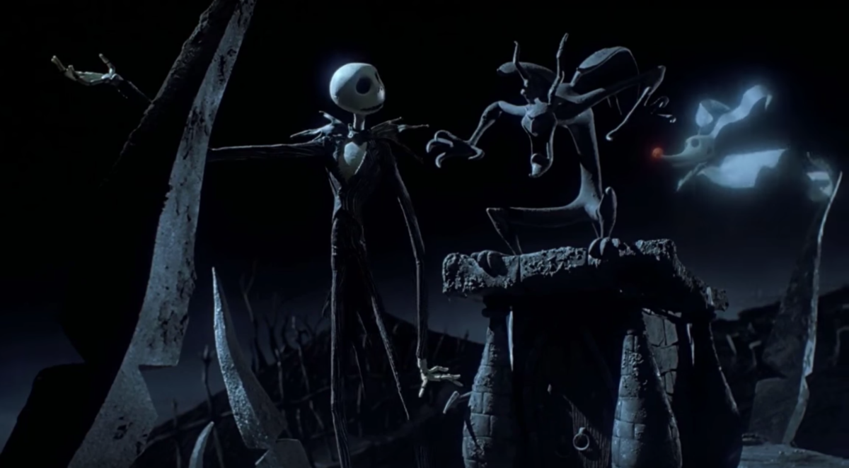 Nightmare before christmas film di natale per bambini
