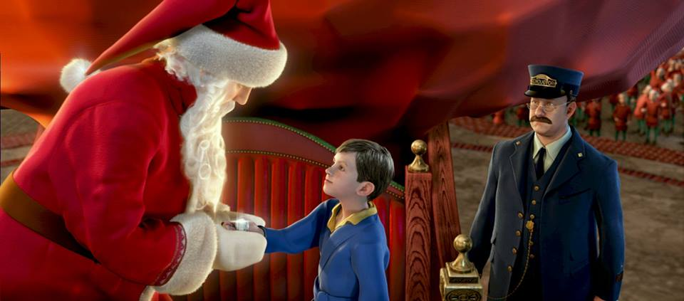 The Polar Express, film di Natale
