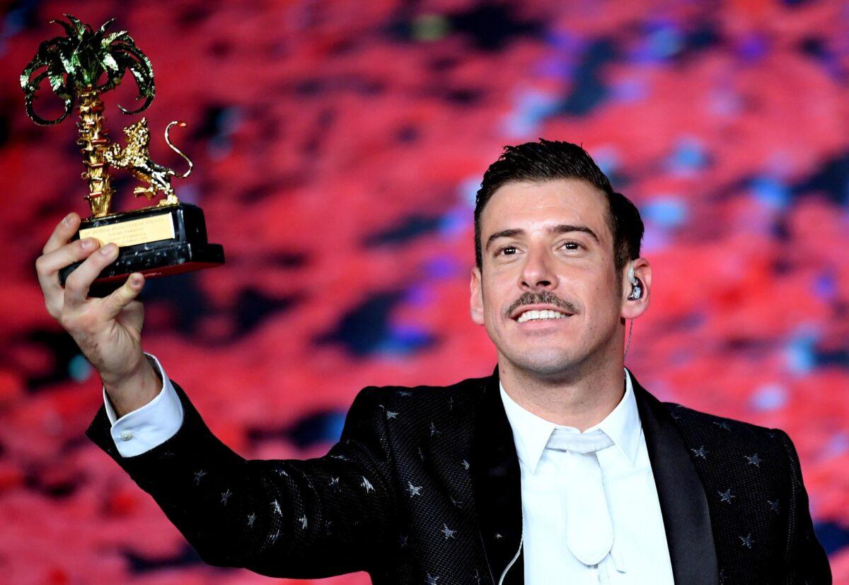 Francesco Gabbani vince sanremo 2017