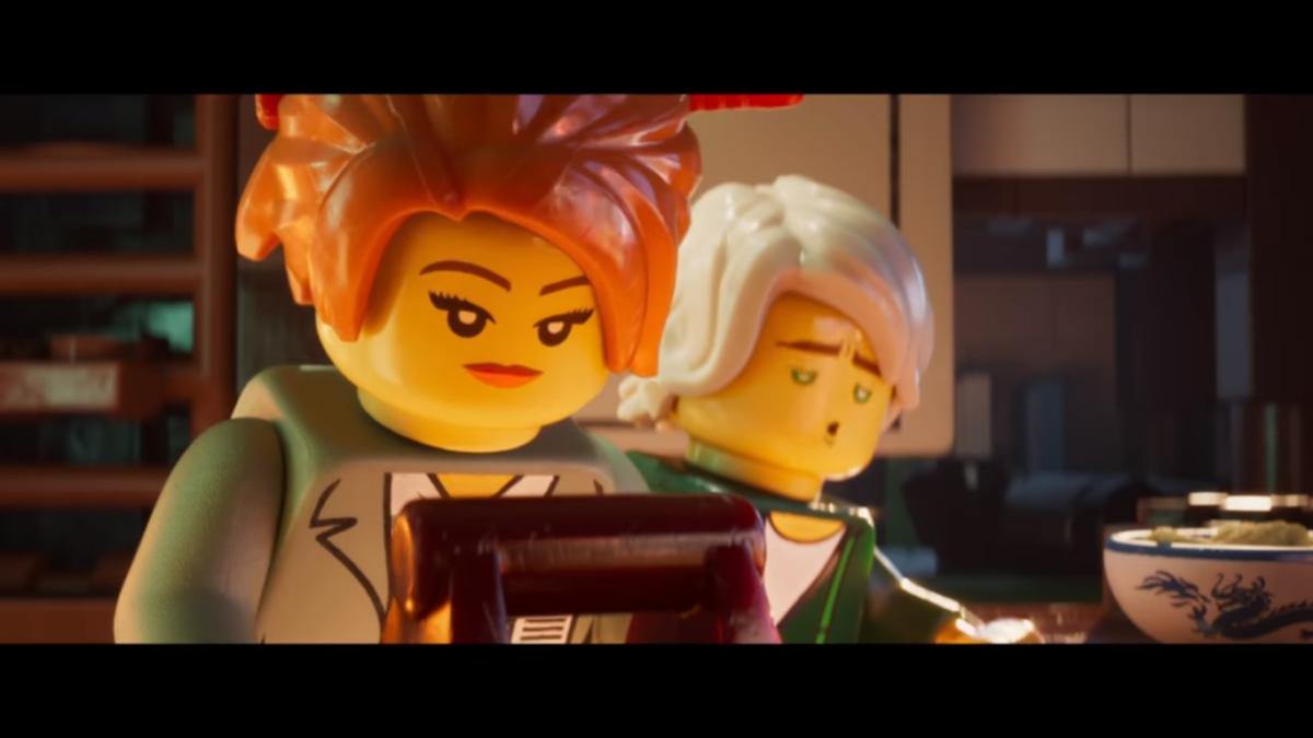 il mondo segreto dei lego