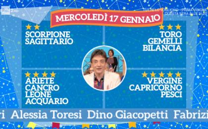 Oroscopo Paolo Fox oggi 17 gennaio 2018 a I Fatti Vostri: Pesci, allontanate la malinconia