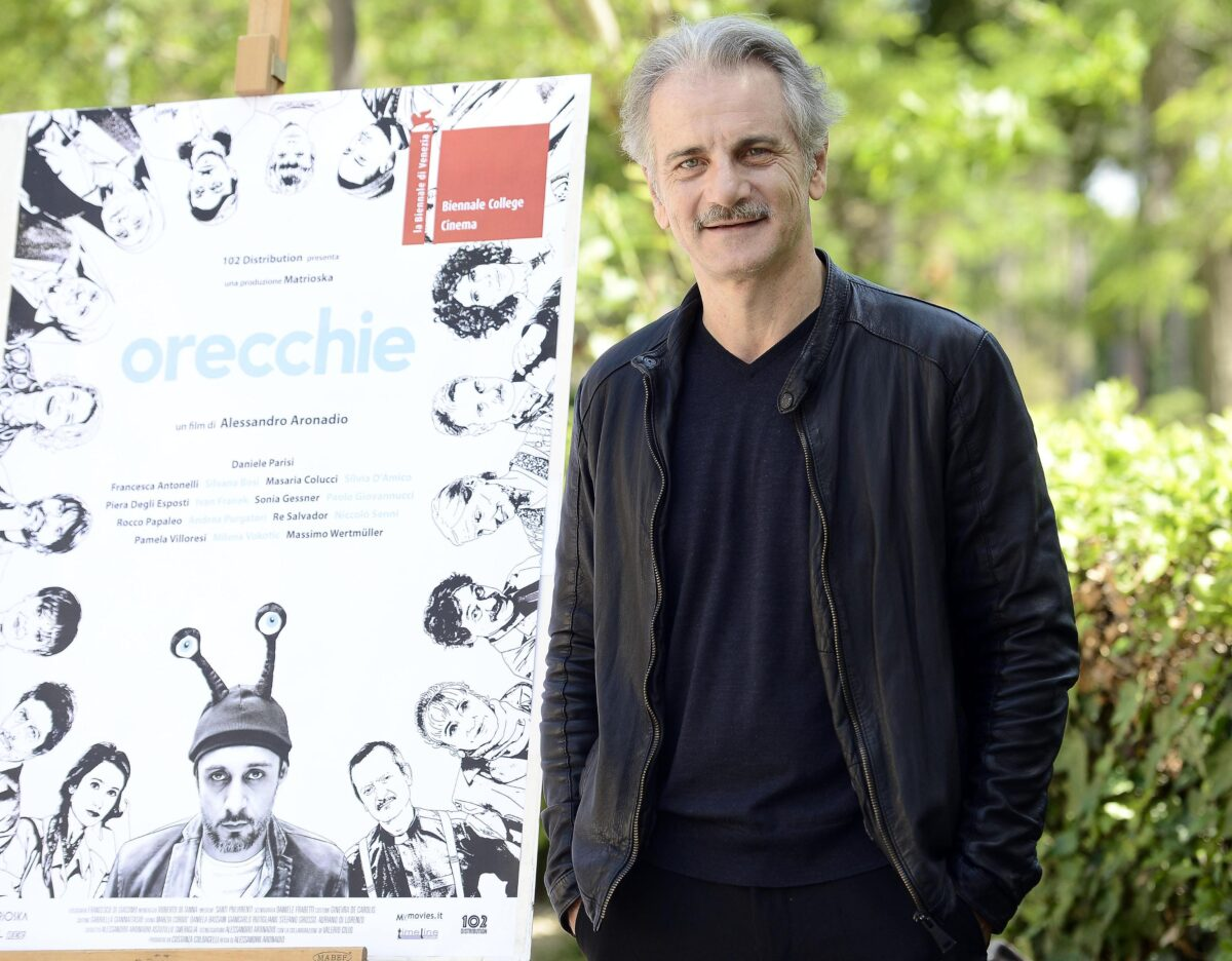 Photocall of ''Orecchie'' in Rome