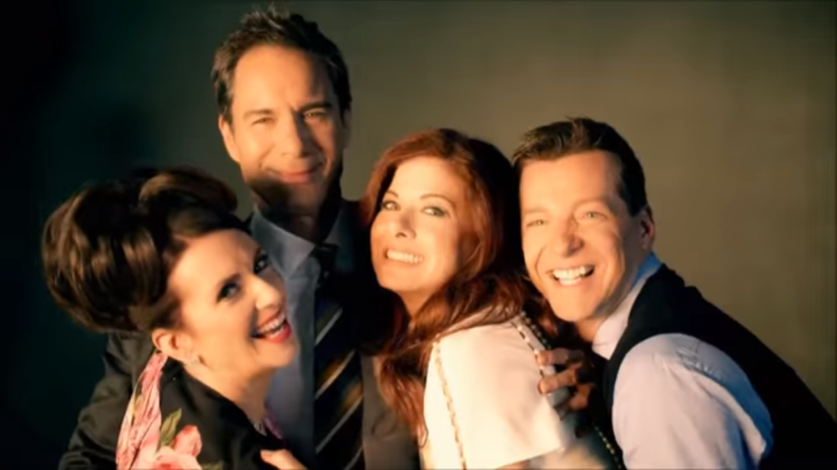 will and grace il ritorno
