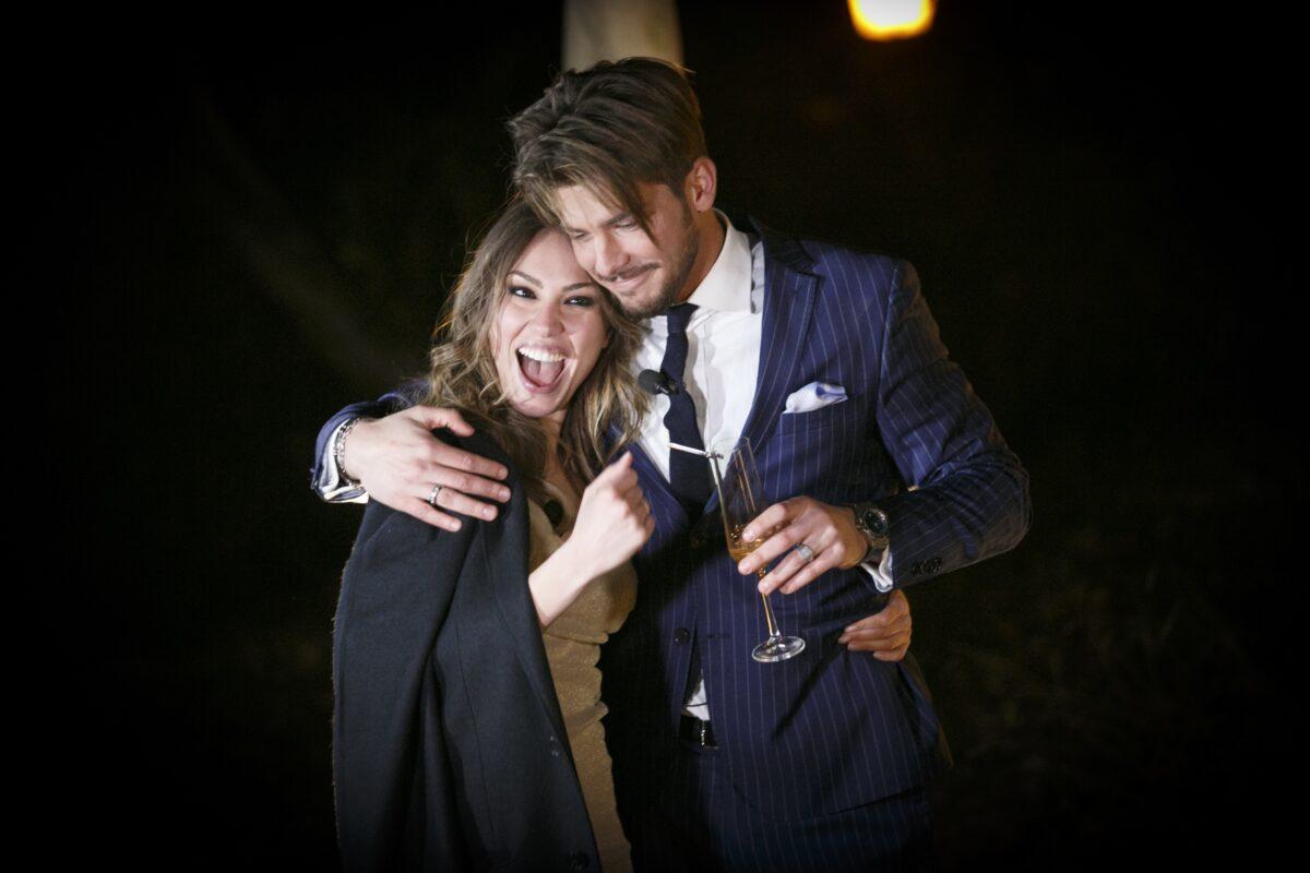 Angela Caloisi e Paolo Crivellin dopo la scelta