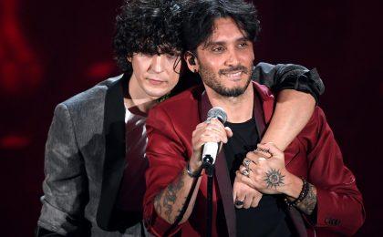 Ermal Meta e Fabrizio Moro tornano sul palco di Sanremo 2018: gli applausi del pubblico