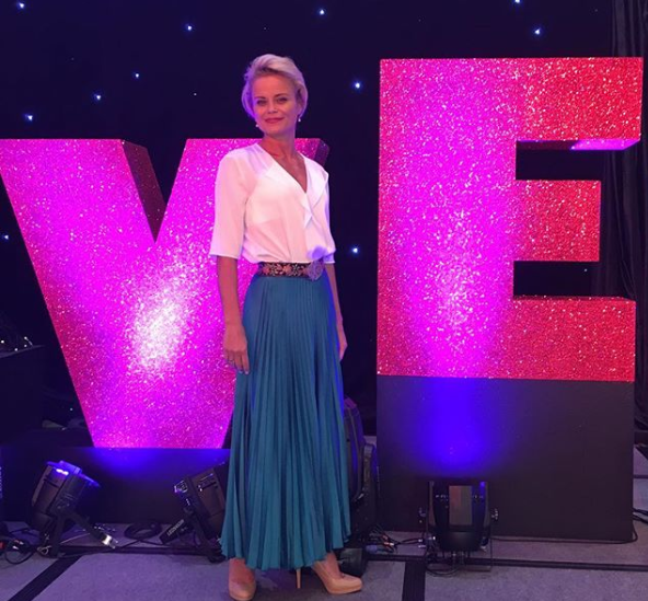 Hanna Karttunen, Ballando con le stelle 2018