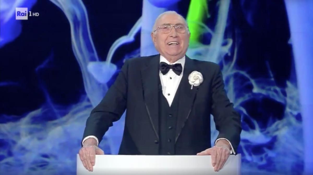 Pippo Baudo a Sanremo 2018, lettera aperta al Festival: 'Adesso devo andare'