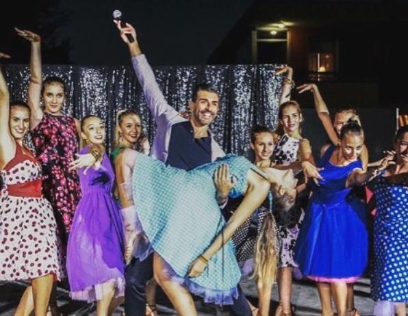 Simone Di Pasquale, Ballando con le stelle 2018