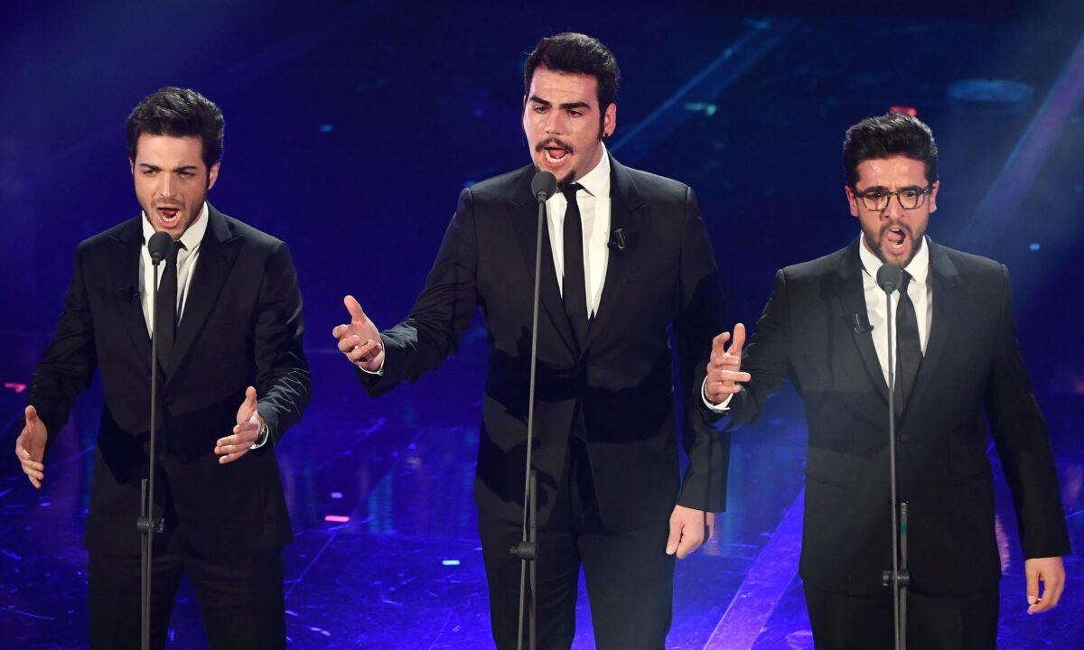 Festival di Sanremo 2018, Il Volo omaggia Sergio Endrigo: il duetto con Baglioni