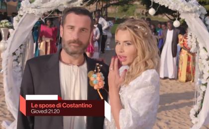 Stasera in tv giovedì 1 febbraio 2018 cosa guardare: Le spose di Costantino su Rai 2, Michele Santoro su Rai 3
