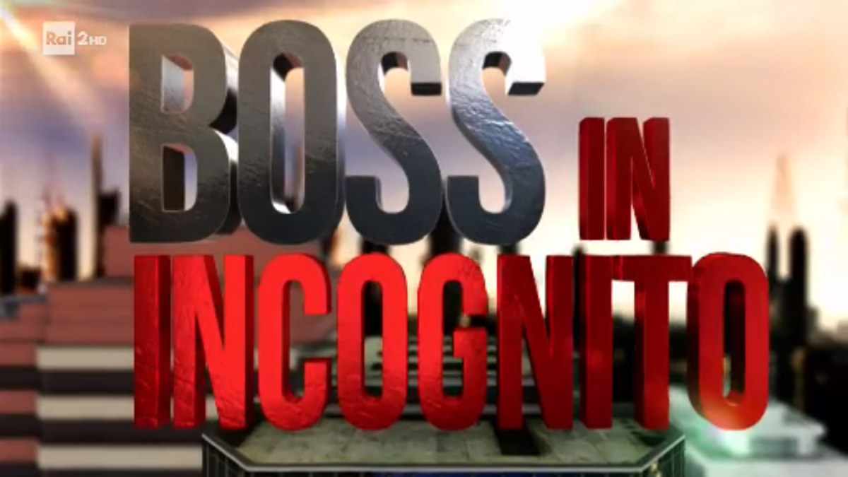 boss in incognito
