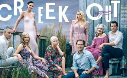 Dawson's Creek, la reunion del cast a vent'anni dal primo episodio