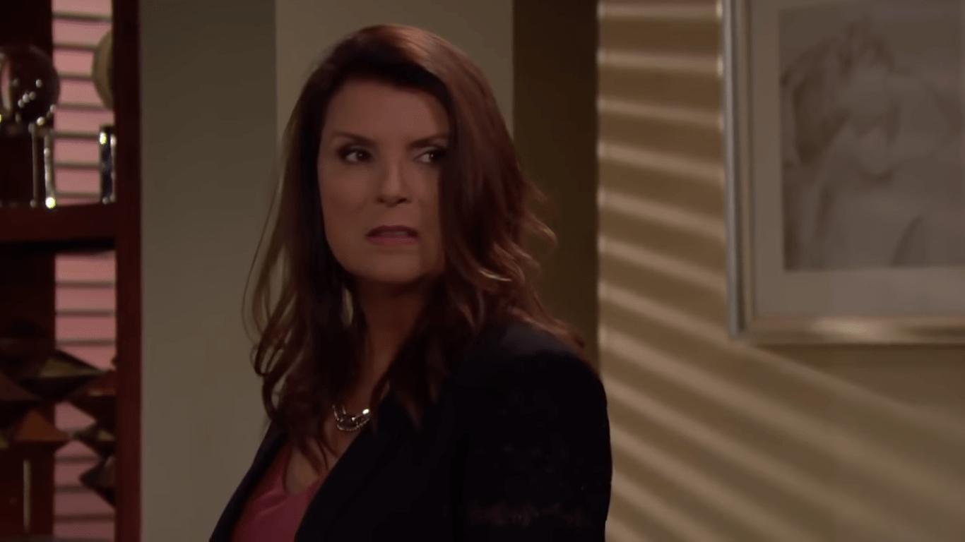 Beautiful anticipazioni di oggi 20 aprile 2018: scontro tra Quinn e Sheila