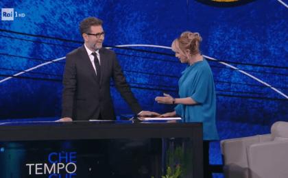 Stasera in tv domenica 15 aprile 2018 cosa guardare: The Wall su Canale 5, Che tempo che fa su Rai 1