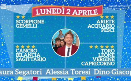 Oroscopo Paolo Fox oggi 2 aprile 2018 a I Fatti Vostri: Capricorno, belle novità