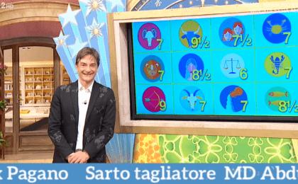 Oroscopo Paolo Fox oggi 6 aprile 2018 a I Fatti Vostri: Toro, l'amore chiama