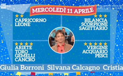Oroscopo Paolo Fox oggi 11 aprile 2018 a I Fatti Vostri: Acquario, successi personali