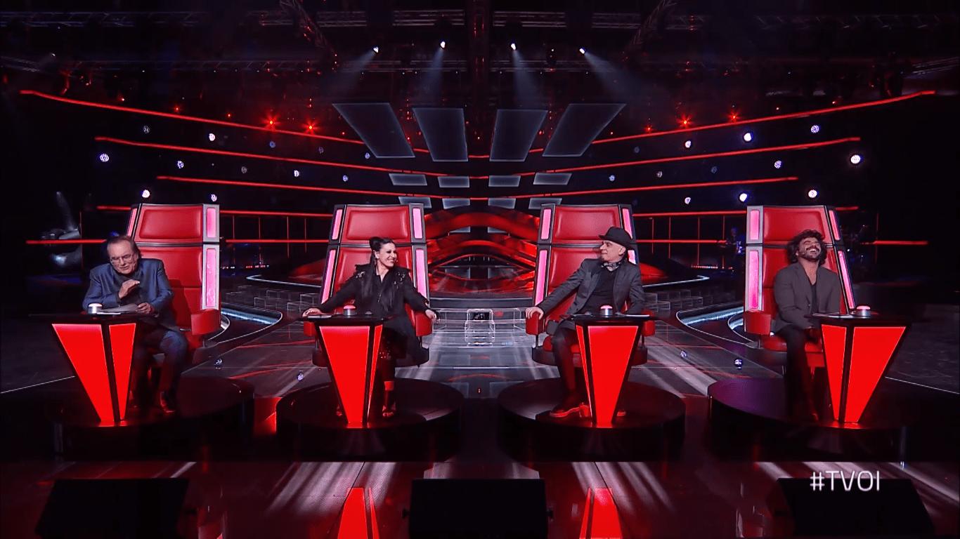 Stasera in tv giovedì 12 aprile 2018 cosa guardare: La caduta su Rai 3, The Voice of Italy su Rai 2