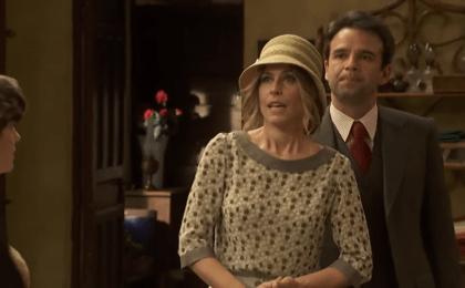 Il Segreto anticipazioni oggi 23 maggio 2018: Saul e Julieta litigano duramente