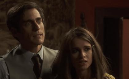 Il Segreto anticipazioni di oggi 4 maggio 2018: Aquilino vuole violentare Beatriz