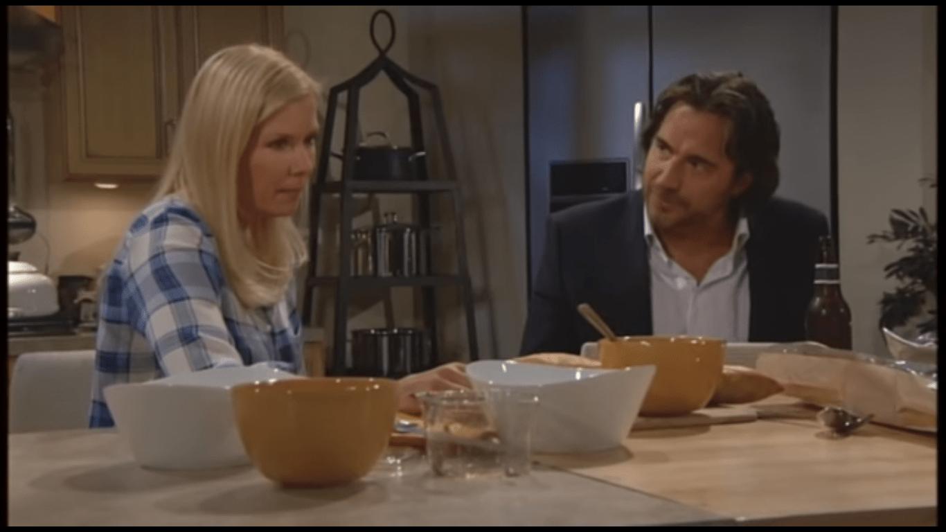Beautiful anticipazioni di oggi 30 maggio 2018: Brooke furiosa con Bill