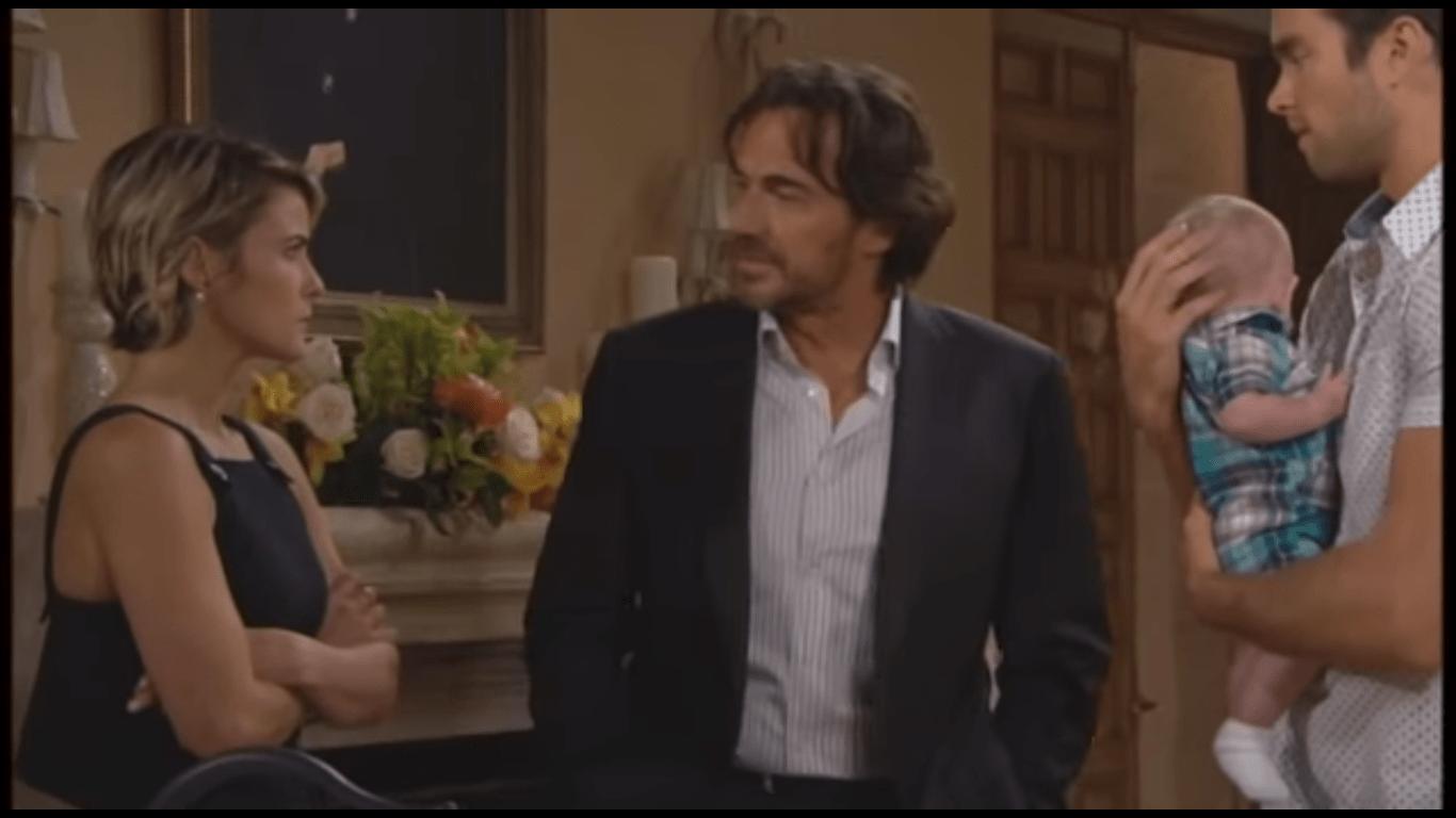 Beautiful anticipazioni oggi 18 giugno 2018: Wyatt affronta Liam