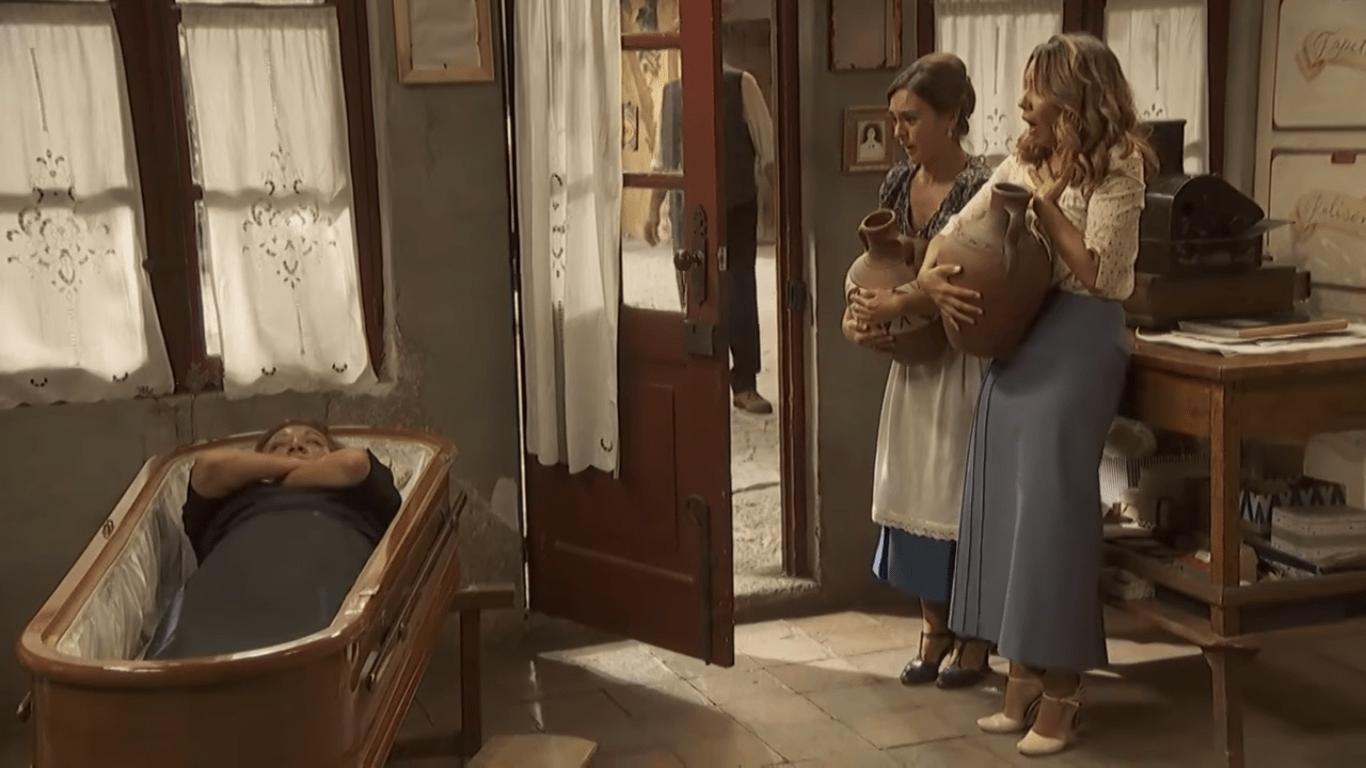 Il Segreto anticipazioni oggi 1 giugno 2018: Dolores fa testamento