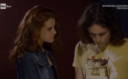 Un Posto al sole anticipazioni oggi 14 giugno 2018: Anita vuole fuggire con Luca