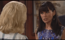 Beautiful anticipazioni oggi 12 luglio 2018: Sheila chiede aiuto a Pam contro Quinn